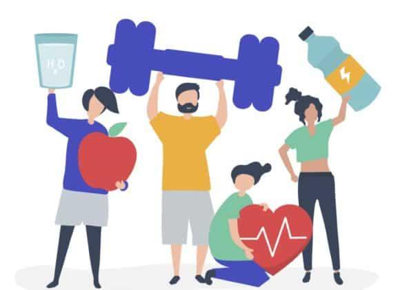 'Energie en gezondheid'